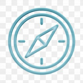 Sign Logo - Compass Icon Travel Icon PNG