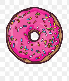 Bart Simpson - Donuts Homer Simpson Bart Simpson Frosting & Icing Cupcake PNG