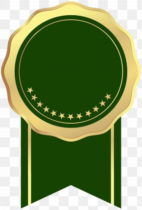 Table Green - Gold Seal PNG
