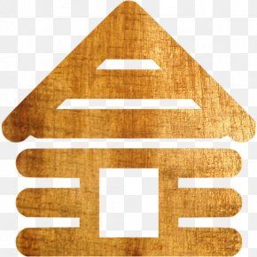 Cabin Transparent - Log Cabin Cottage Icon PNG