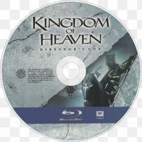 Kingdom Of Heaven - Blu-ray Disc DVD 1080p Film Television PNG