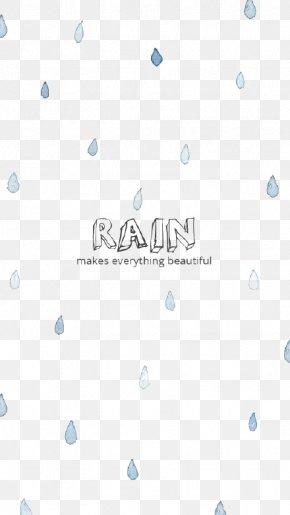 Floating Rain - Rain PNG