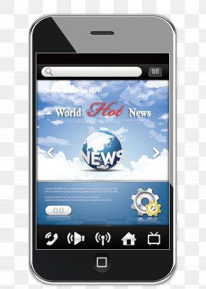 Mobile Software - Software Smartphone PNG