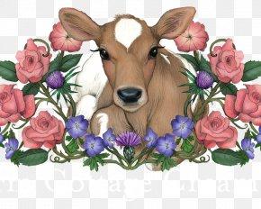 Milk - Nigerian Dwarf Goat West African Dwarf Goat Floral Design Pygmy Goat Cattle PNG