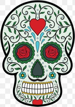 Calavera Mexican Cuisine Skull And Crossbones Day Of The Dead Death PNG