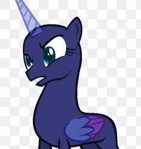 My Little Pony - My Little Pony Princess Luna Winged Unicorn DeviantArt PNG