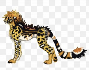 Cheetah - Cheetah Cat Lion Art Mammal PNG