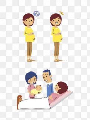 Pregnant Women And Babies - Postpartum Confinement Pregnancy Postpartum Period Childbirth Woman PNG