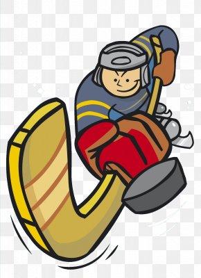 Hockey - Hockey Clip Art PNG