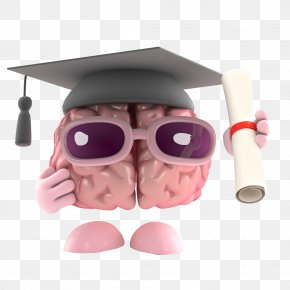 Brain-gut Cartoon Doll - Brain Stock Photography Royalty-free Illustration PNG