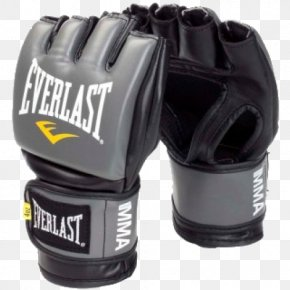 Mixed Martial Arts - Ultimate Fighting Championship MMA Gloves Mixed Martial Arts Everlast Boxing Glove PNG