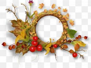 Autumn - Clip Art Borders And Frames Image Autumn PNG