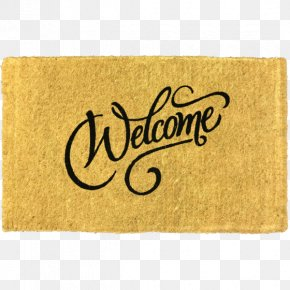 Welcome Border - Royalty-free Download Clip Art PNG