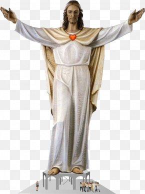 Cristo Redentor - Christ The Redeemer Statue Risen Christ Crucifix Cristo Rey PNG