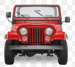 Car Parts - Jeep CJ Car Willys MB Willys Jeep Station Wagon PNG