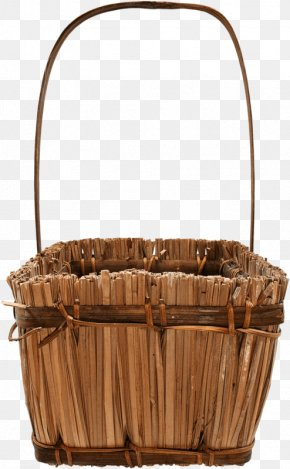 Straw House - Picnic Baskets PNG