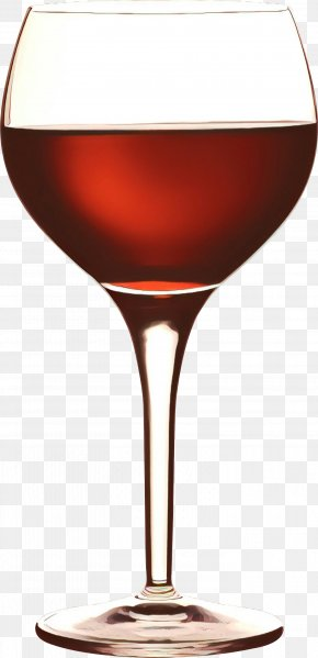 Wine Tableware - Wine Glass PNG