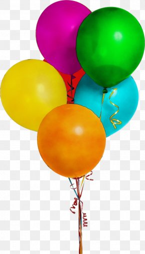 Toy Party Supply - Balloon Party Supply Toy PNG