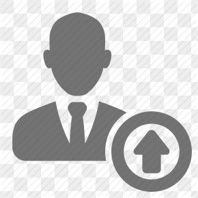 Businessmen Promotion Icon - Demotion Clip Art PNG