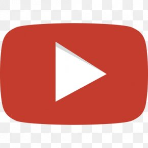 Youtube Play Button Icon - YouTube Play Button Clip Art PNG