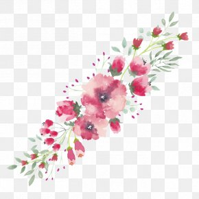 Flower - Floral Design Watercolor Painting Flower Clip Art PNG