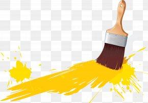 Paint Brush Image - Paintbrush PNG