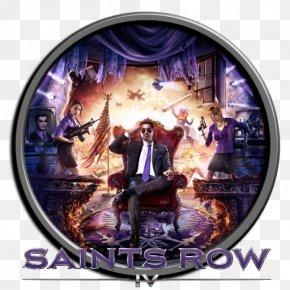 Saints Row IV Saints Row: The Third Xbox 360 PlayStation 3 Video Game PNG