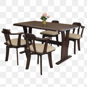 Table - Table Matbord Chair Dining Room Furniture PNG