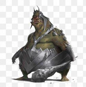 Cg Game Monster Character - Concept Art Character Illustrator Illustration PNG