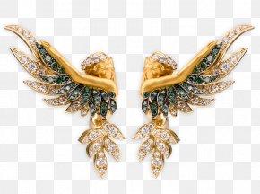 Jewellery - Earring Jewellery Gold Jewelry Design PNG