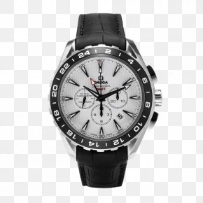 Omega Seamaster Automatic Watch - Automatic Watch Guess Strap Mechanical Watch PNG