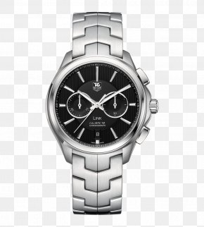 Tag Heuer Watches Black Watches Male Table - TAG Heuer Automatic Watch Chronograph Movement PNG