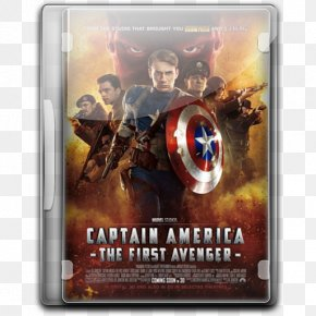 Captain America - Captain America Bucky Barnes Marvel Cinematic Universe Film Poster PNG