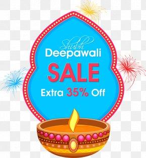 Vector Diwali Promotion - Diwali Poster Illustration PNG