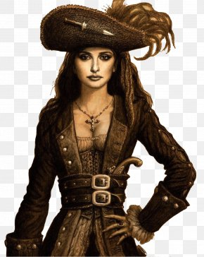 Pirates Of The Caribbean - Anne Bonny Pirates Of The Caribbean: On Stranger Tides Piracy Female PNG