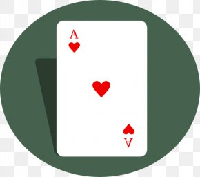 Ace Cliparts - Ace Of Hearts Playing Card Ace Of Spades PNG