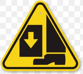 Caution Triangle Symbol - Hazard Symbol Warning Sign GHS Hazard Pictograms Clip Art PNG