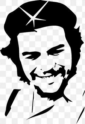 Che Guevara - Car Wall Decal Bumper Sticker PNG