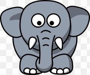 Grey Elephant Cliparts - Elephant In The Room Child Cuteness Clip Art PNG