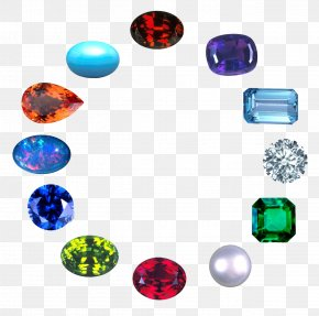 Gemstone - Gemstone Birthstone Jewellery Gemology Rock PNG