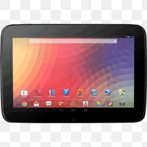 Tablet - Nexus 7 IPad 4 Samsung Galaxy Android PNG