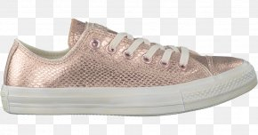Gold - Sports Shoes Chuck Taylor All-Stars Converse Unisex Babies CTAS Ox Natural Ivory Birth Shoes PNG