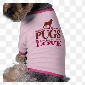T-shirt - T-shirt Pug Clothing Cat PNG