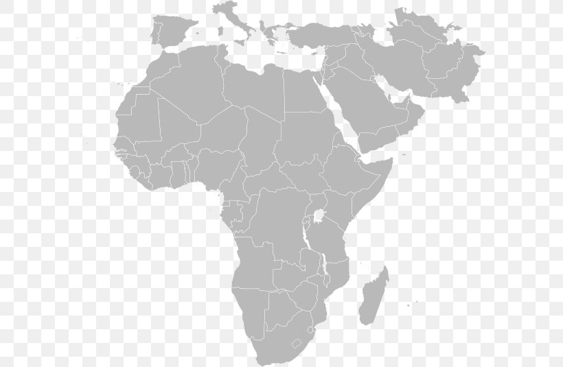 blank map of middle east and north africa North Africa Middle East Blank Map World Map Western Asia Png blank map of middle east and north africa