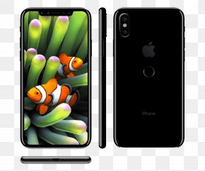 IPhone 8 - IPhone 7 Plus IPhone 8 Samsung Galaxy S8 Touch ID Rendering PNG