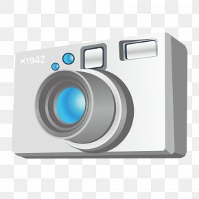 Digital Camera - Digital Camera Digital Data Point-and-shoot Camera PNG