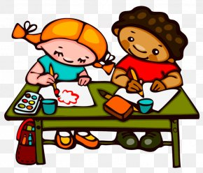 Kind Clipart - Drawing Child School Clip Art PNG