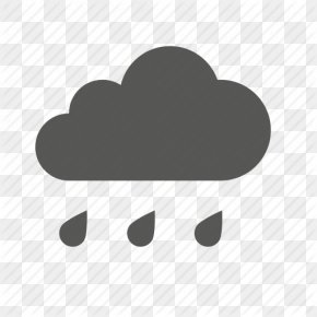 Icon Cloud Rain Library - Cloud Rain Desktop Wallpaper PNG