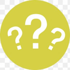 Question Mark - Clip Art Icon Design Vector Graphics Image PNG