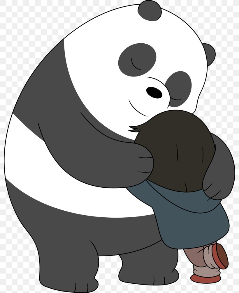 Giant Panda Bear Desktop Wallpaper Drawing Cuteness PNG